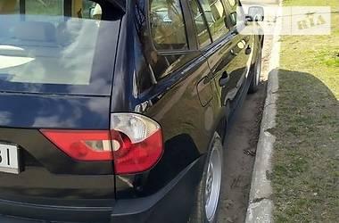 BMW X3 2006 в Нововолынске