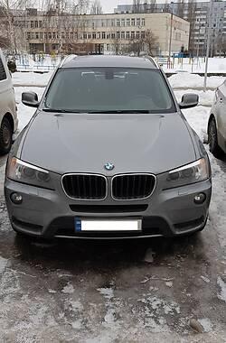 BMW X3 2013 в Черкассах