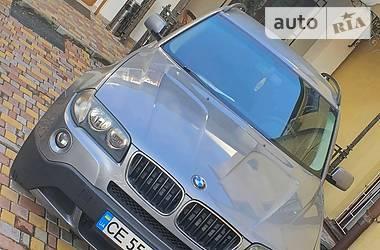 BMW X3 2008 в Черновцах