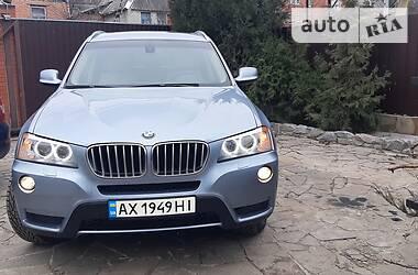 BMW X3 2011 в Харькове