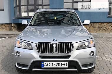 BMW X3 2013 в Луцке