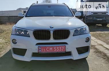 BMW X3 2014 в Луцке