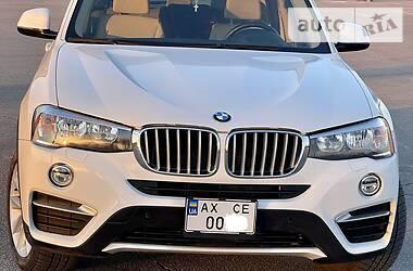 BMW X3 2015 в Харькове