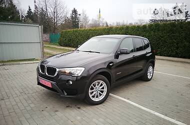 BMW X3 2015 в Луцке