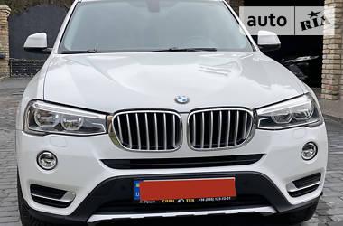 BMW X3 2016 в Луцке