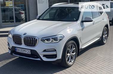 BMW X3 2018 в Хмельницком