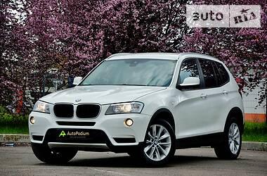 BMW X3 2012 в Николаеве