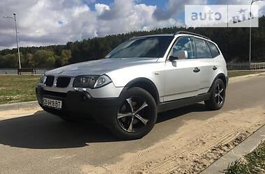 BMW X3 2004 в Чернигове