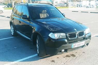 BMW X3 2004 в Днепре