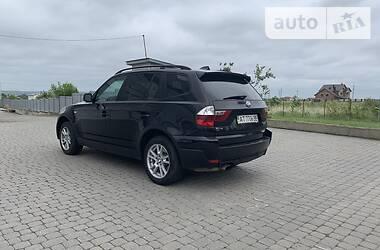 BMW X3 2008 в Ивано-Франковске