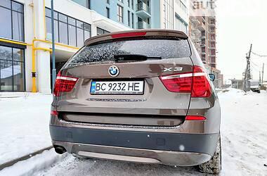 BMW X3 2012 в Львове