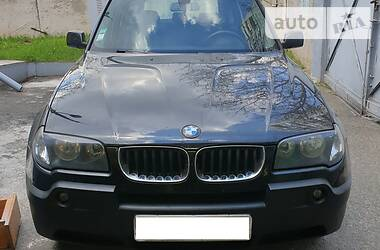 BMW X3 2005 в Одессе
