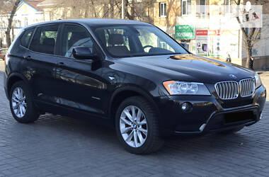 BMW X3 2012 в Каменском