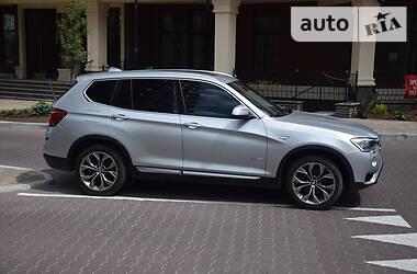 Внедорожник / Кроссовер BMW X3 2015 в Киеве