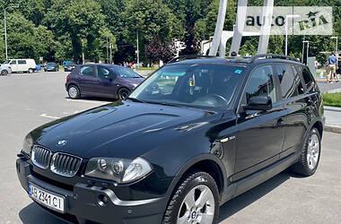 Внедорожник / Кроссовер BMW X3 2005 в Виннице