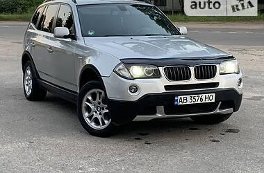 Внедорожник / Кроссовер BMW X3 2009 в Виннице