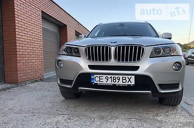 Внедорожник / Кроссовер BMW X3 2011 в Киеве