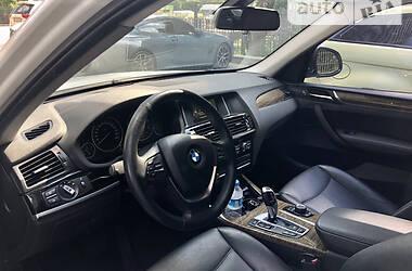Позашляховик / Кросовер BMW X3 2014 в Одесі