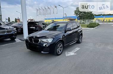 Внедорожник / Кроссовер BMW X3 2016 в Харькове