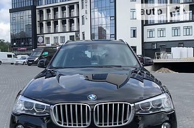 Внедорожник / Кроссовер BMW X3 2016 в Тернополе