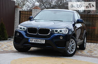 BMW X4 2015 в Бердянске
