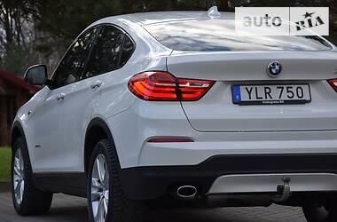 BMW X4 2017 в Львове