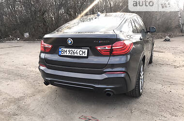 BMW X4 2016 в Сумах