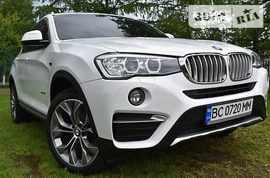 Позашляховик / Кросовер BMW X4 2016 в Дрогобичі