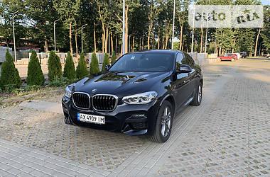 Позашляховик / Кросовер BMW X4 2020 в Харкові