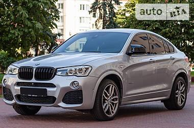 Позашляховик / Кросовер BMW X4 2014 в Києві