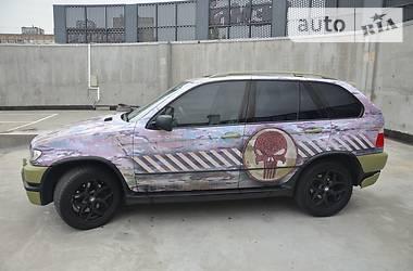 BMW X5 4.6is 2003