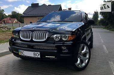 BMW X5 2004 в Львове
