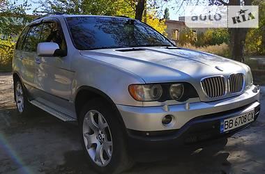 BMW X5 2000 в Луганске