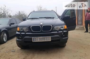 BMW X5 2000 в Лубнах