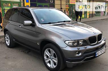 BMW X5 2004 в Ужгороде