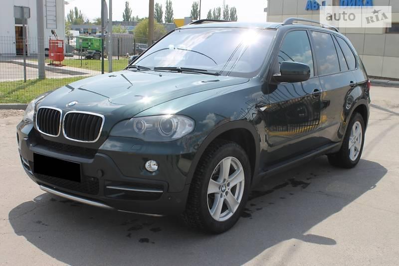 BMW X5 2008 года в Николаеве