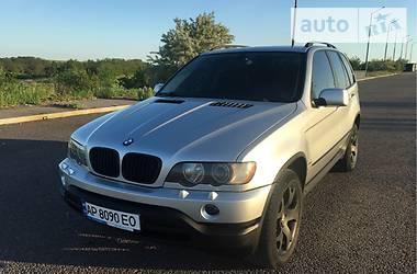 BMW X5 2001 в Запоріжжі