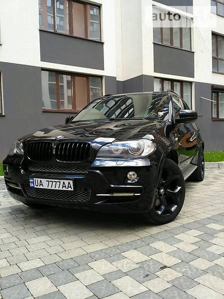 BMW X5 2007 года в Ивано-Франковске
