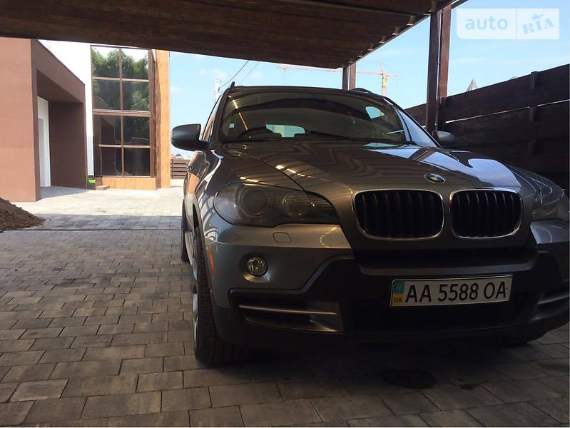 BMW X5 2008 в Ивано-Франковске