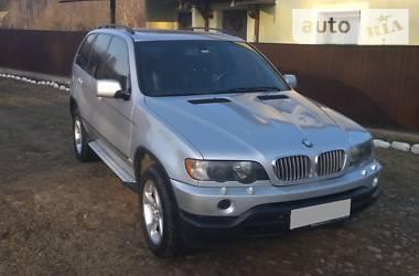 Внедорожник / Кроссовер BMW X5 2002 в Коломые