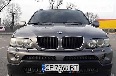 BMW X5 2004 в Черновцах