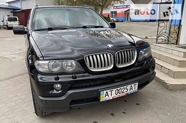 BMW X5 2004 в Бурштыне