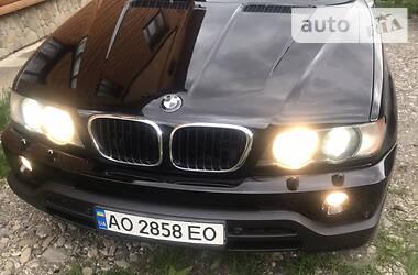 BMW X5 2002 в Рахове