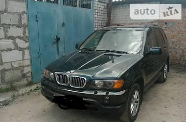 BMW X5 2001 в Житомире