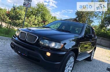 BMW X5 2003 в Ивано-Франковске