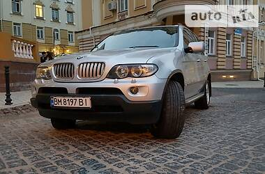 Внедорожник / Кроссовер BMW X5 2004 в Киеве