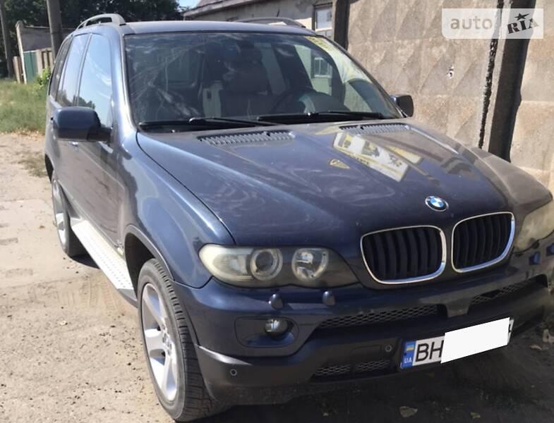 BMW X5 2004 в Белгороде-Днестровском