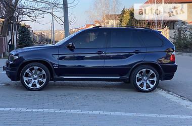 Внедорожник / Кроссовер BMW X5 2005 в Одессе