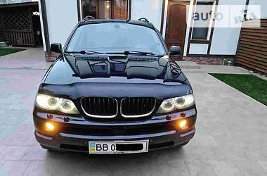 Внедорожник / Кроссовер BMW X5 2005 в Северодонецке