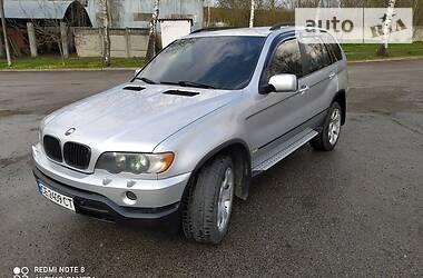 BMW X5 2001 в Чернівцях